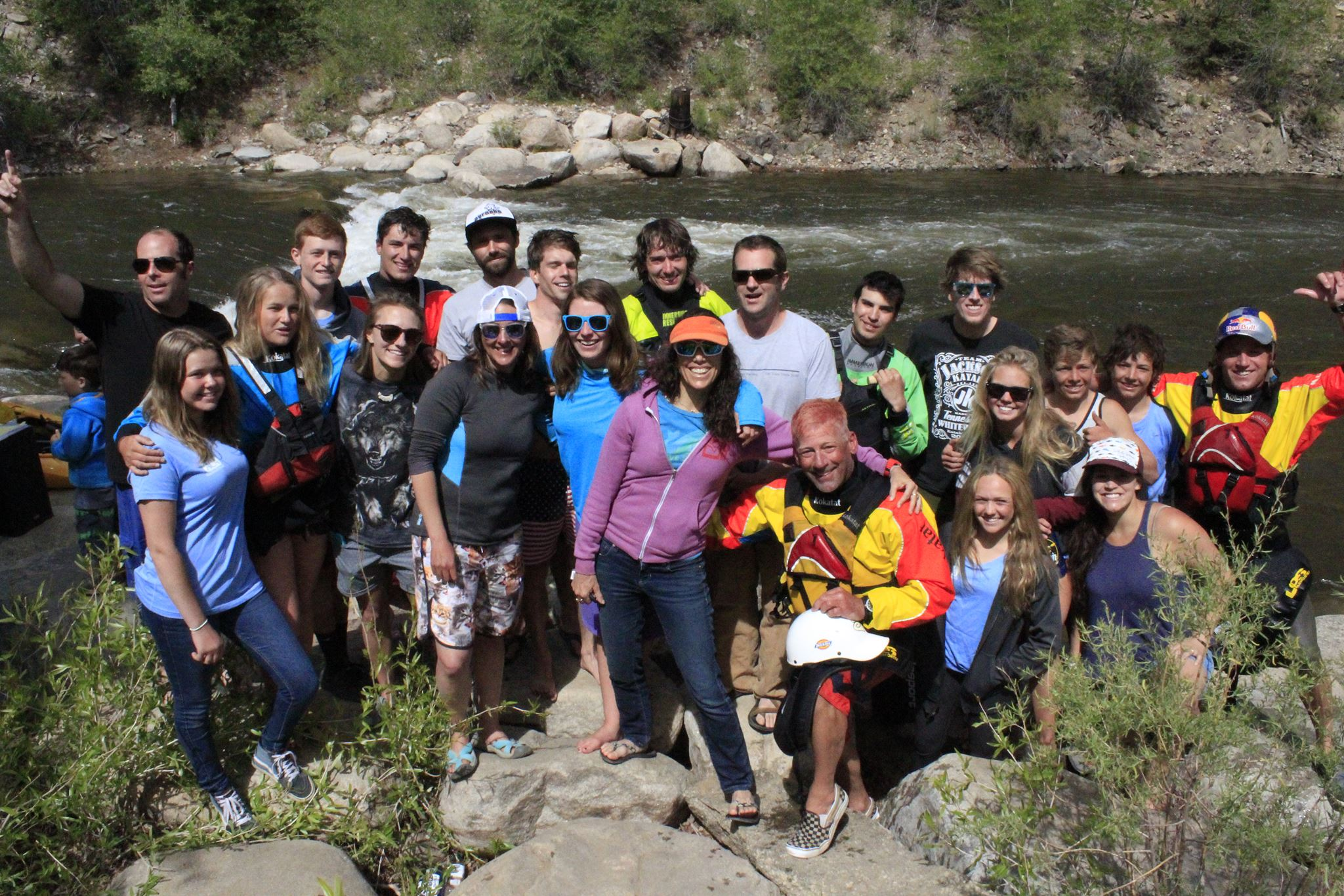 U.S. Team chosen in Buena Vista, Colorado - May 30-31, 2017. Thank you, South Main and Jed Selby for hosting us,  Wavemonkey for your awesome scoring system and our many volunteers!